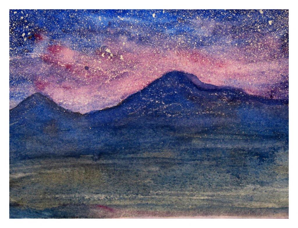 Ararat by Stars 15x10cm b