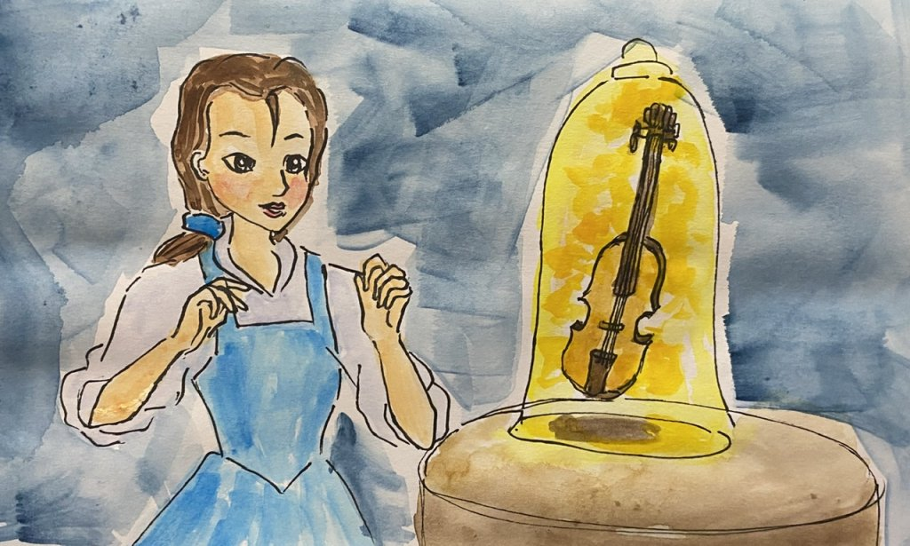 ""\""""Valuable"""" She is Belle from """"Beauty and the Beast""""…277351F4-FA6A-""1024|615|?|en|2|529c4fbbc9a9ce5eff874b7472c8264b|False|UNLIKELY|0.3128848969936371