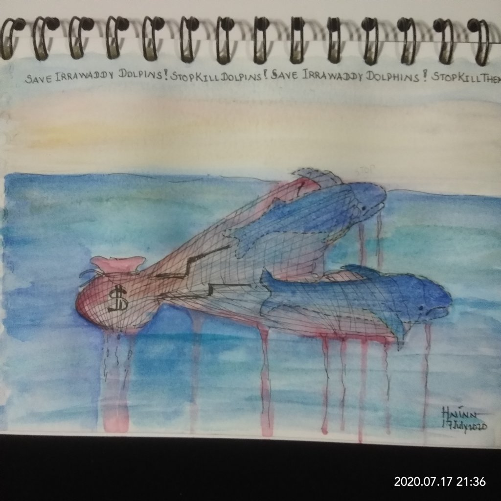#doodlewashJuly2020 #worldwatercolormonth2020 #Beginner #17 #Spontaneous #17July2020 For today promp
