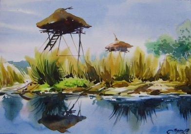 ishan_pariyar_watercolor_on paper_28x40cm_2013_2