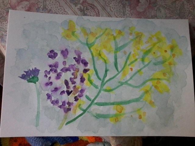 Wildflowers! !!!😆 IMG_20200824_103038_227