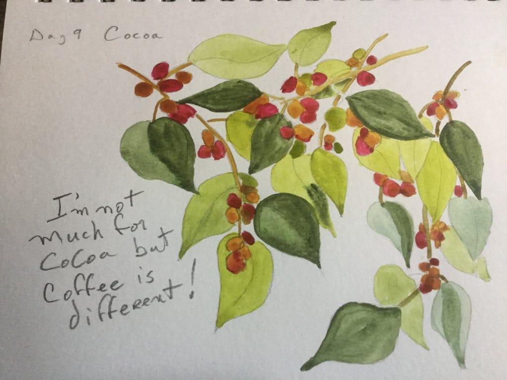 Coffee not cocoa ! 7341440A-6B95-48AB-B62F-7E3346D0CCCB
