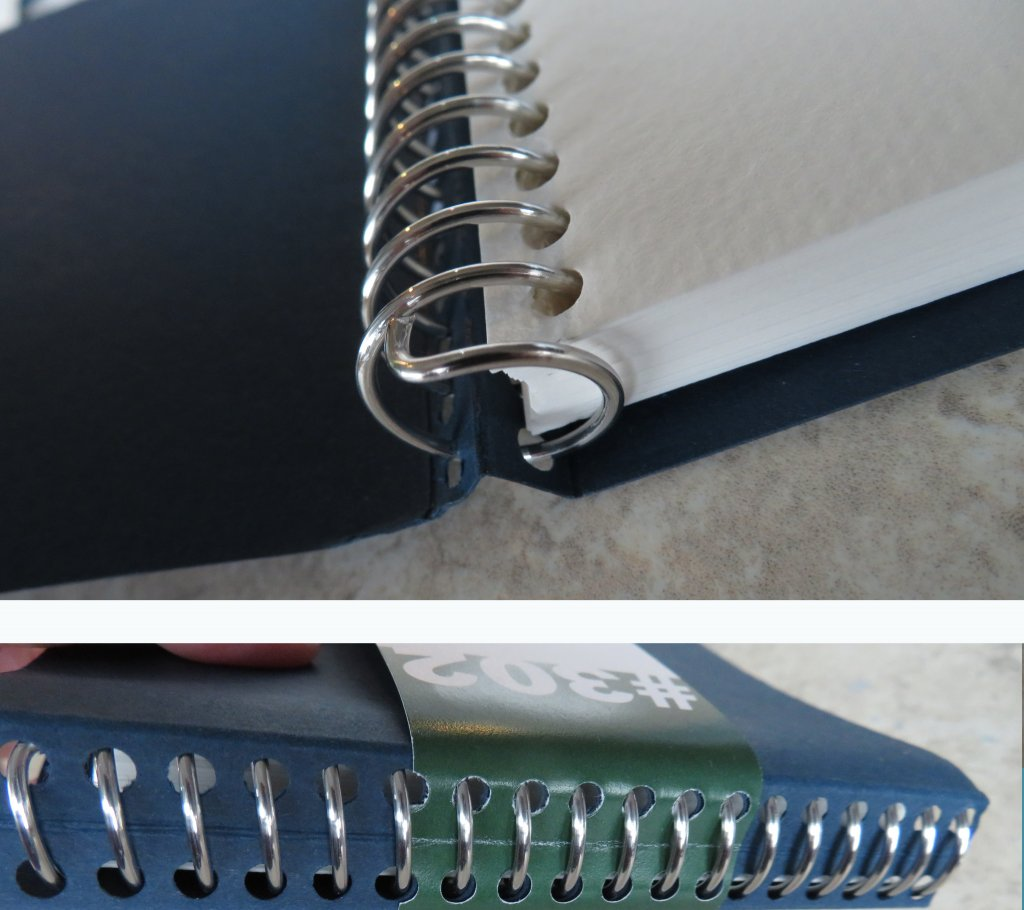 St. Louis Art Supply Journal Spiral Bound