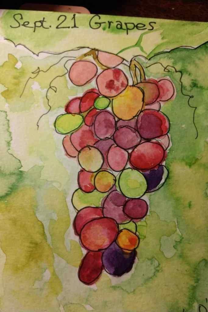Sept.21 Grapes Sept.21 Grapes