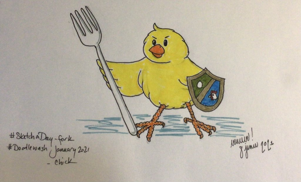 """The other prompt was """"fork"""". The farmyard is protected! 03BB69BC-1C3D-4D74-96C1-AAC810BF4279"""