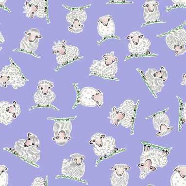 Sheepish by Lisa Sinicki