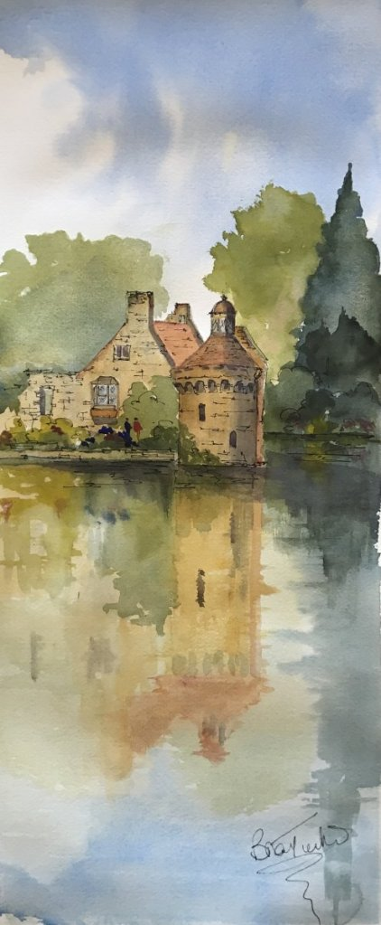 Scotney Castle in Kent in the UK Nice place to visit Brian 3B23952E-AFDF-48D7-B78A-85858A25C99E99946