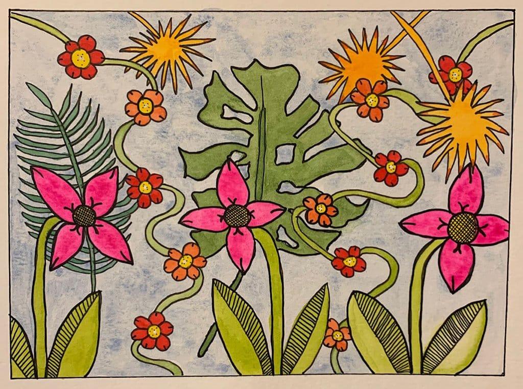 15 - flowers 8