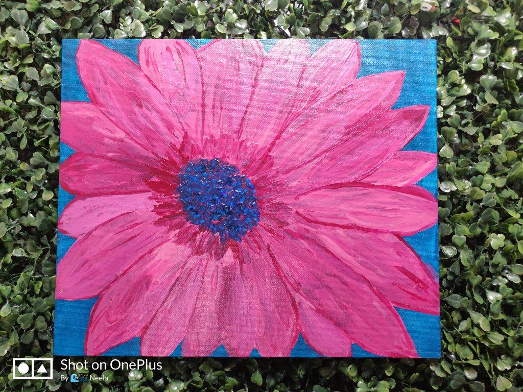 Acrylic on Canvas 10*12 IMG_20210524_202432
