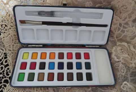 ZenART Allegro Watercolor open set