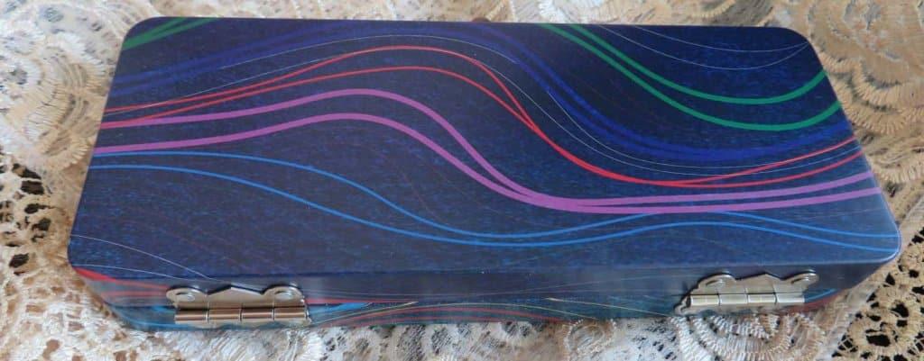 ZenART Allegro Watercolor case bottom