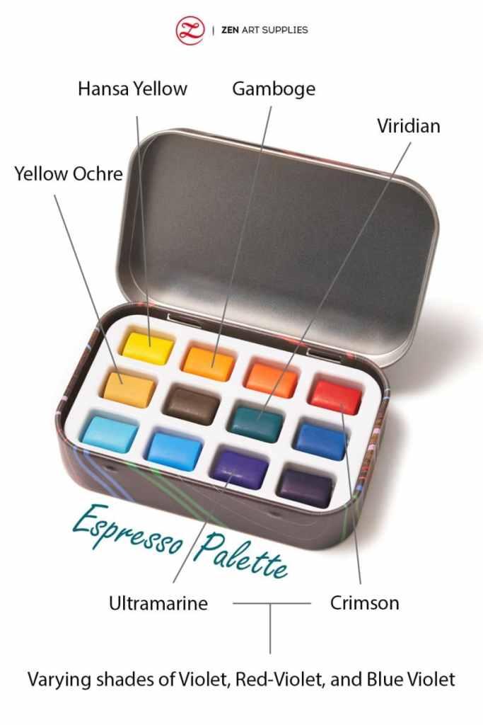 3 espresso palette-colors