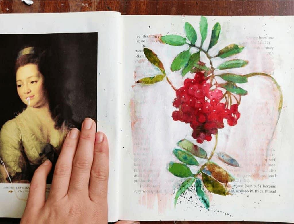 4 Berries Ayna Paisley 2019