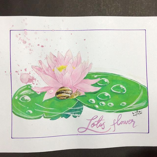 Water color and Sketch for June 2020 doodlewash 06.01 doodlewashjune2020b06.01 doodlewashjune2020d06