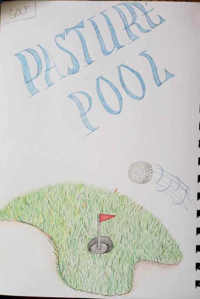 Golf. #doodlewashAugust2021 20210806_071756