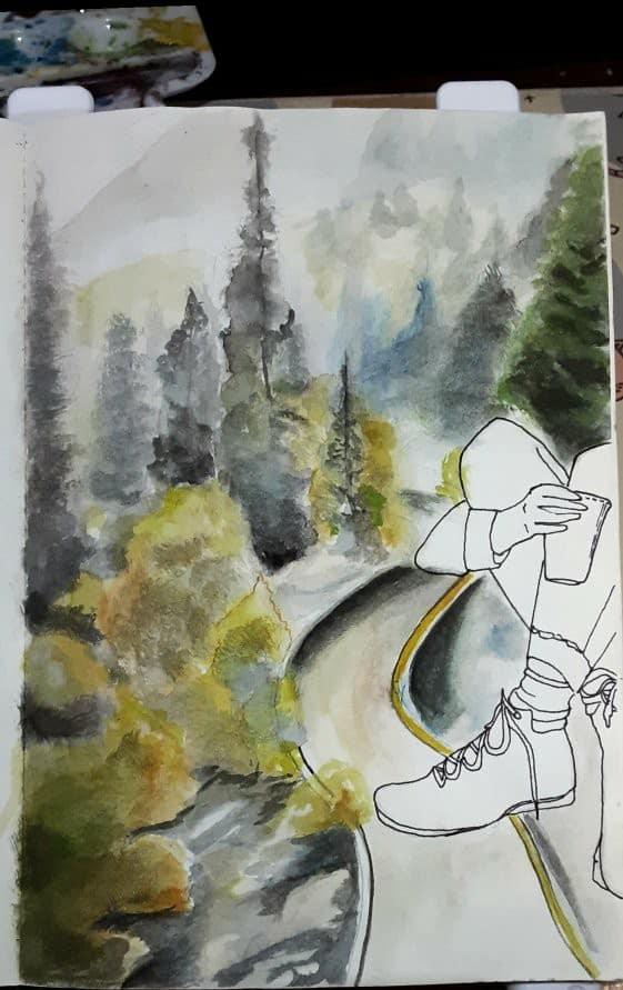 This is my art work, im still learn IMG_1625321906832
