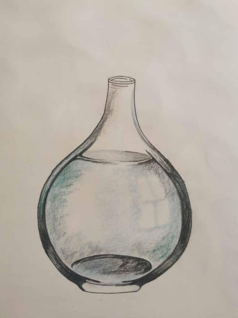 Vase 😁 this was fun 👍 IMG_20210804_162626