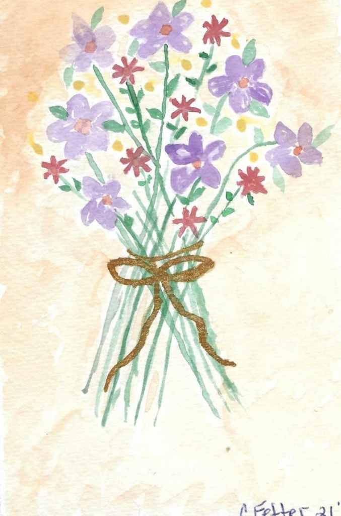 A bouquet of Wildflowers wildflowerbouquet