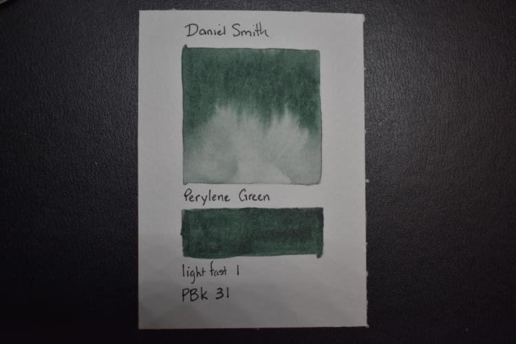 Perylene Green (D.S.)