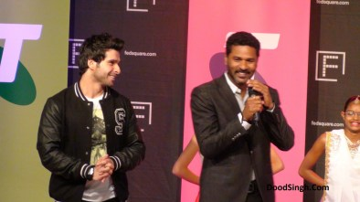 Prabhu Deva and Girish Kumar at Indian Film Festival Melbourne 2013