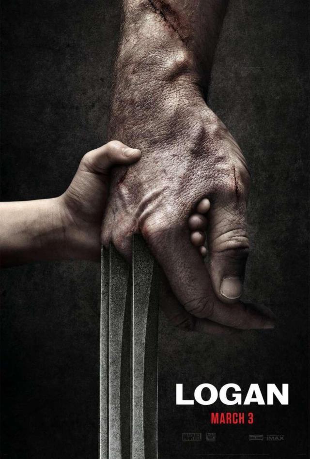 logan wolverine 3 movie