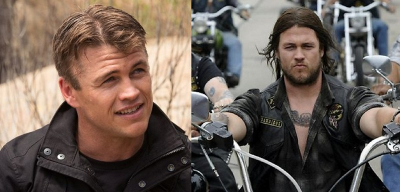 Luke Hemsworth in Westworld and Bikie Wars: Brothers in Arms
