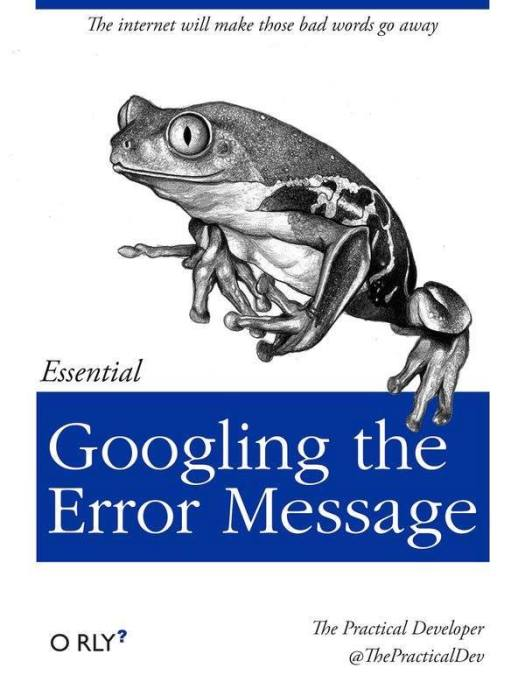 googling-the-error-message