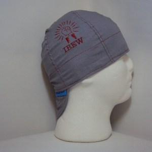 Embroidered IBEW Electrical Worker Welding Cap