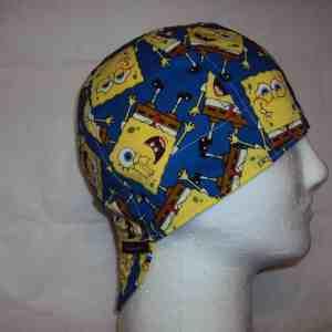 Sponge Bob Welding Cap