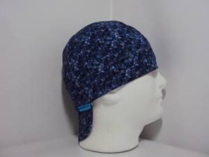 Pebbles Blue Welding Cap