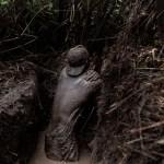 Con le mani nel fango