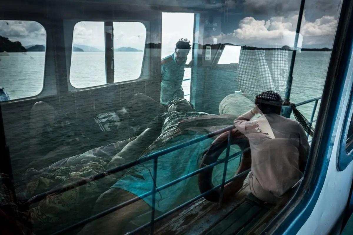 Adaman Sea, Thailand | Gabriele Orlini, ©2017