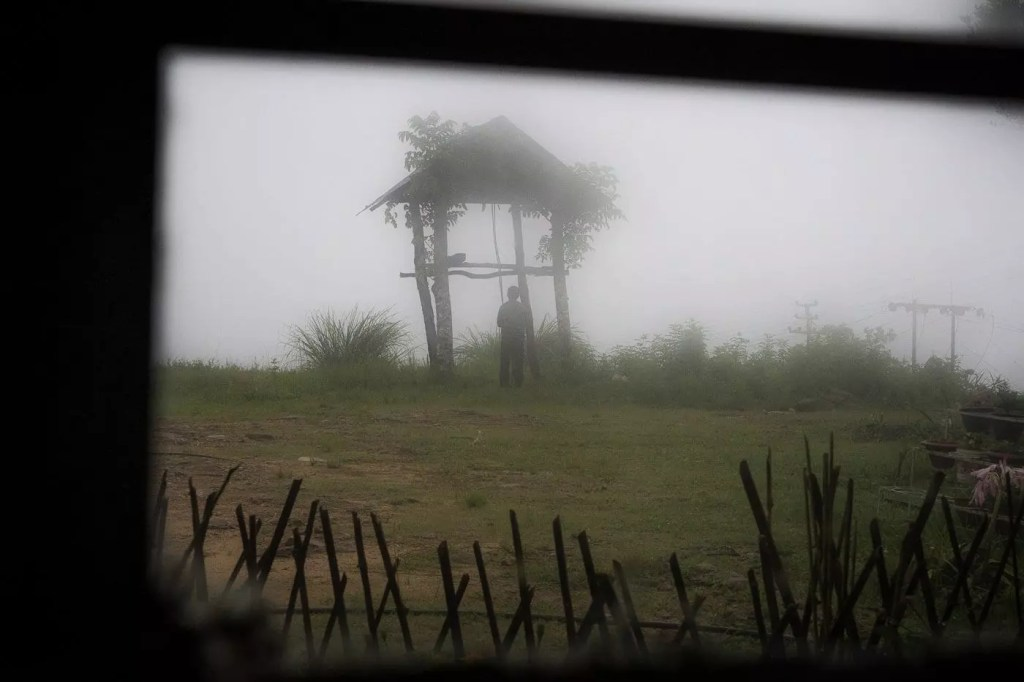 Stagione dei monsoni, Laitkynsew (India)