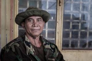 Uomo khmer - Mondulkiri, Cambogia | ©2019, Gabriele Orlini