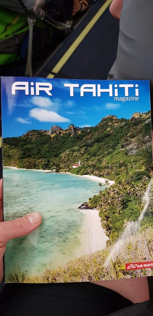 Air Tahiti VT 837