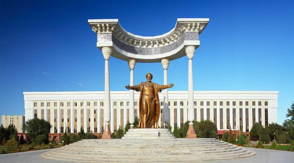 Freedom Square Tashkent