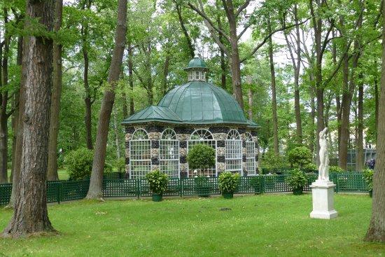 Aleksandria Historical Park Peterhof - Garden
