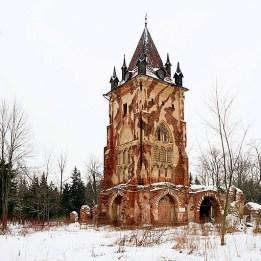 Alexander Park Pushkin - Winters