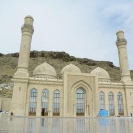Bibi-Heybat Mosque front View