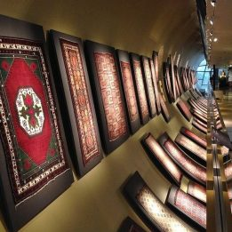 Azerbaijan Carpet Museum Exhibition