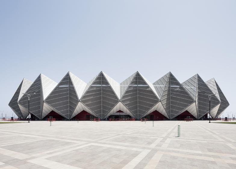 Crystal Hall Baku front