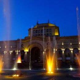 Dancing Fountains Yerevan