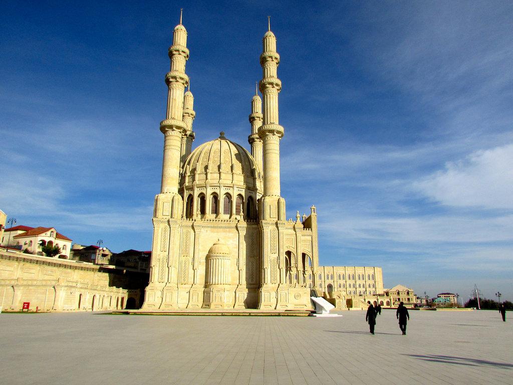 Heydar Mosque Baku