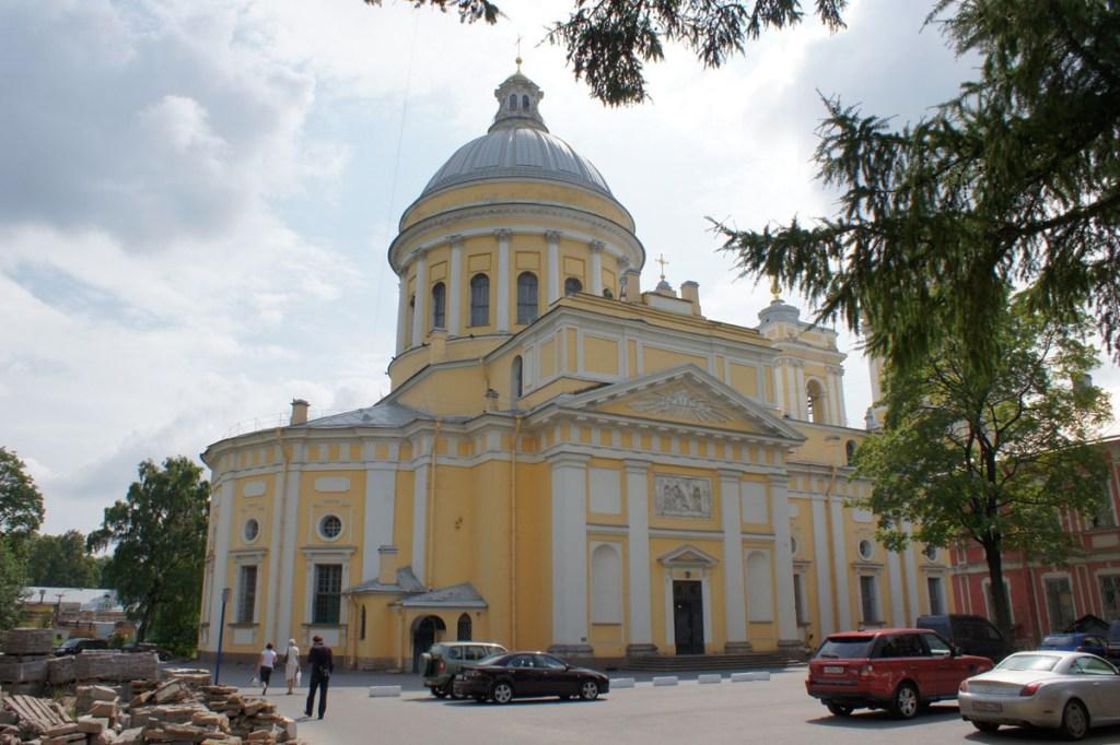 Holy Trinity Alexander Nevskiy Lavra