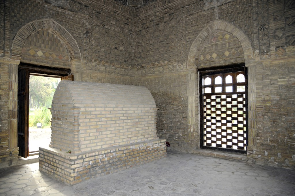 Ismail Samanid Mausoleum Inside