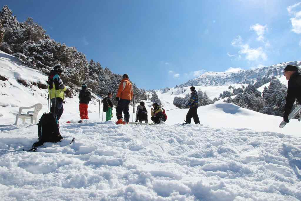 Kashka-Suu Ski Resort