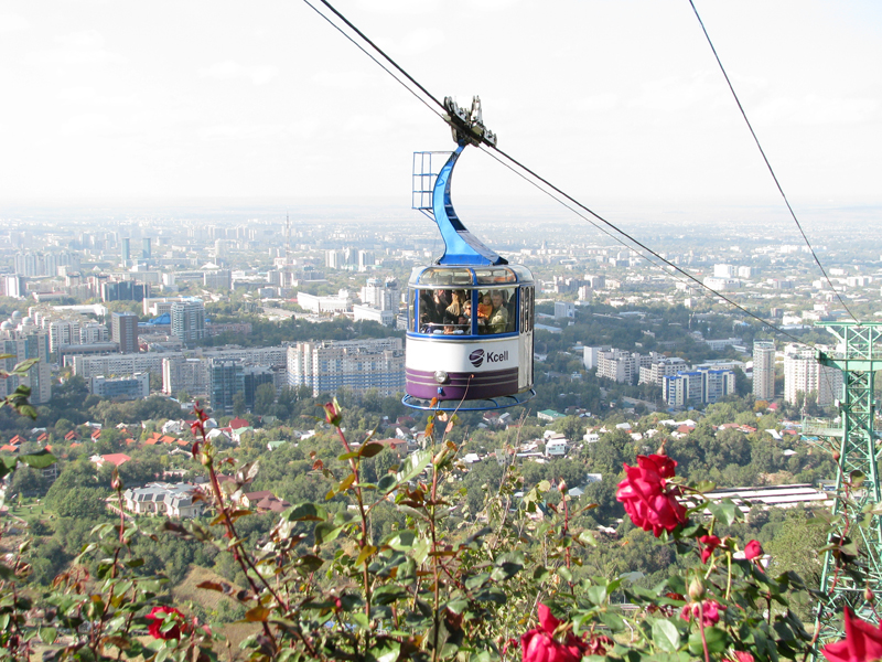 Kok Tobe Hill Cable Car