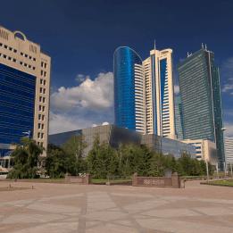 Nurzhol Boulevard Astana