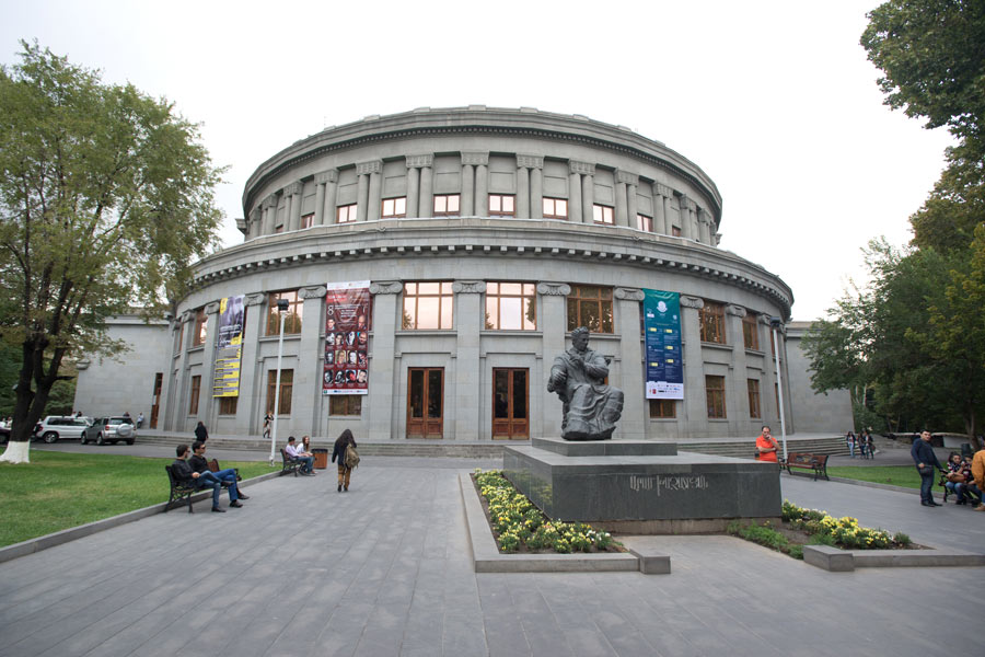 Yerevan Opera Theater