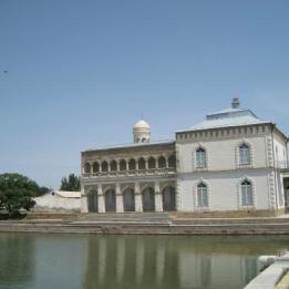 Palace of Moon-like Stars Pond